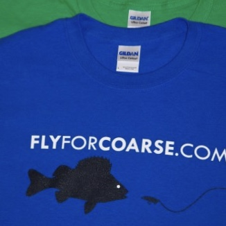 Fly For Coarse Fishing T-Shirt