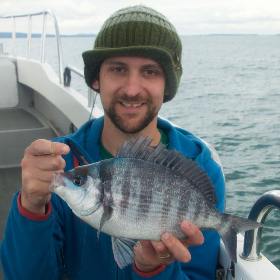 Black Bream fishing poole