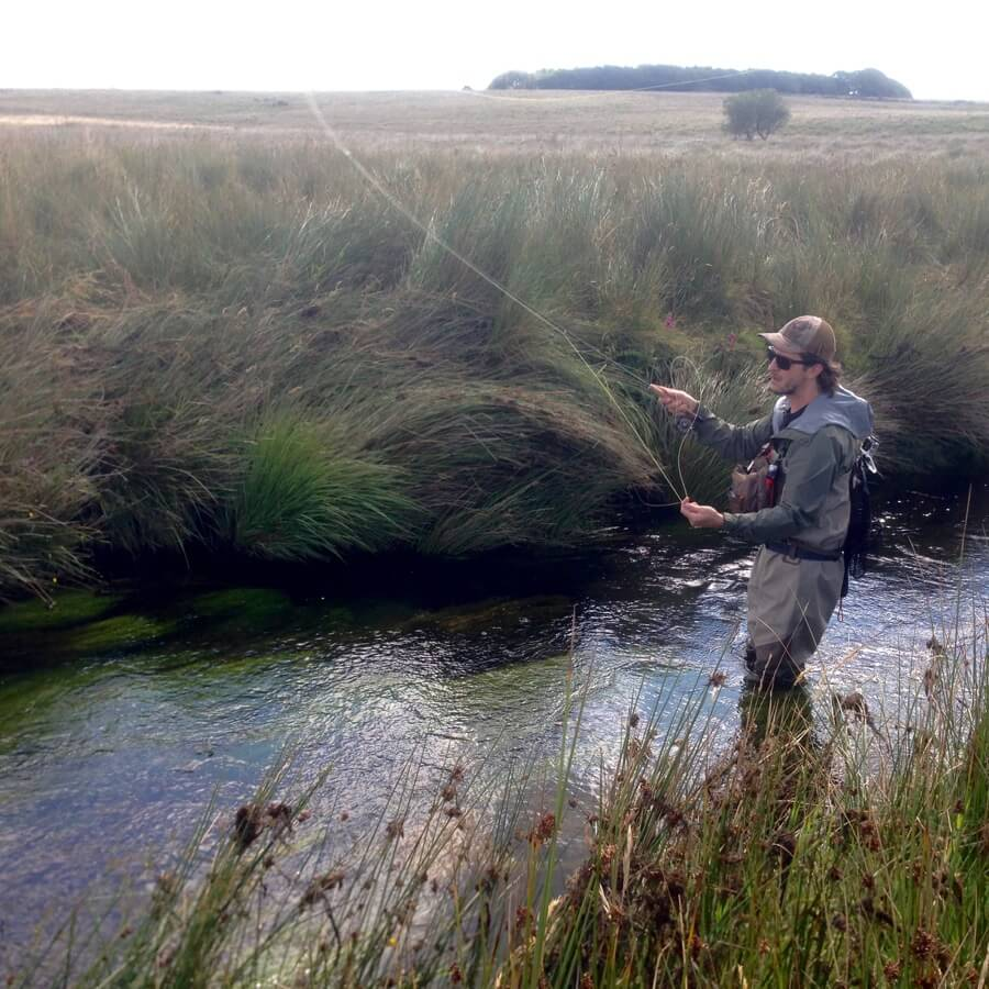 Dartmoor fly fishing two bridges