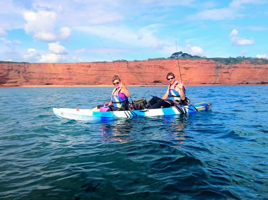 Kayak Fishing Exmouth