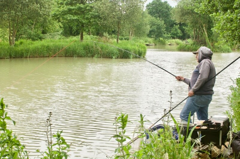 Match fishing Trinity Bridgwater Somerset