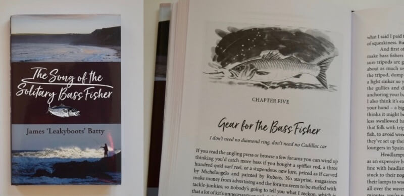 Song of the solitary bass fisher James Batty book 2018