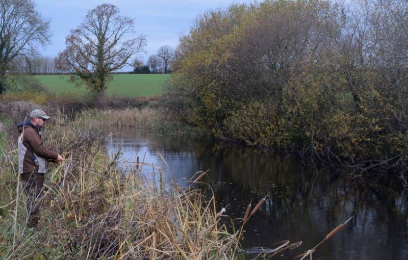 Pike fly fishing south west
