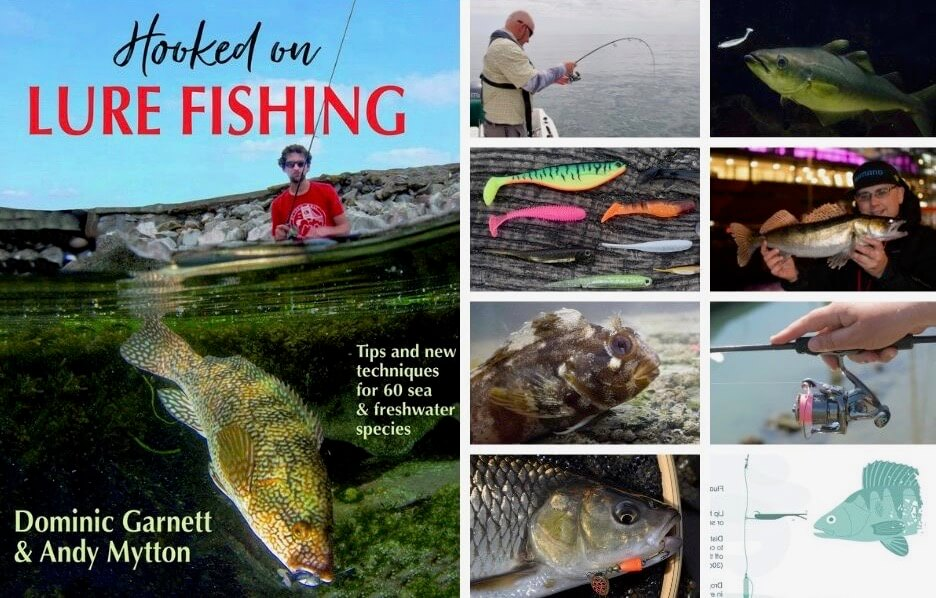 Hooked on Lure Fishing: New Book Release! - DG Fishing