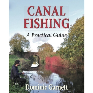Canal Fishing Book Dominic Garnett