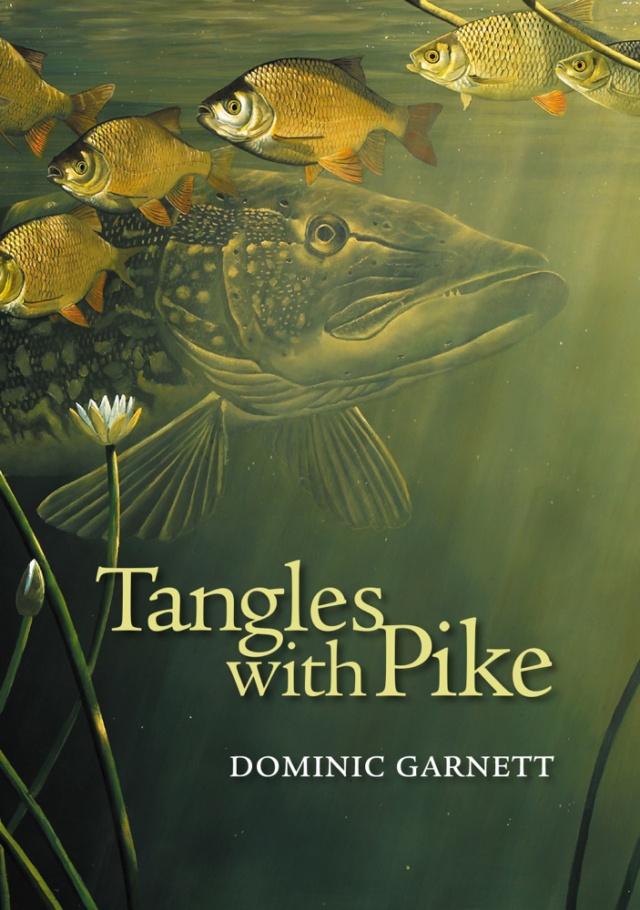 Hooked book Dom Garnett