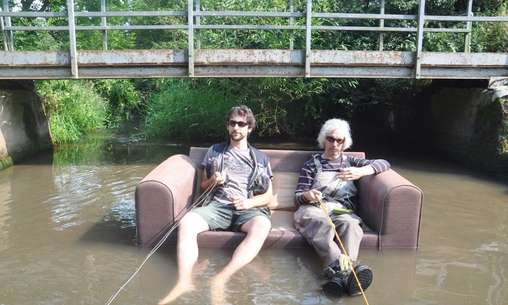 Sofa Fishing