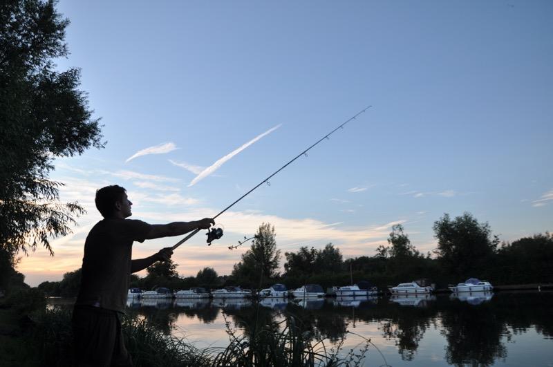 Dan Sales Fishing