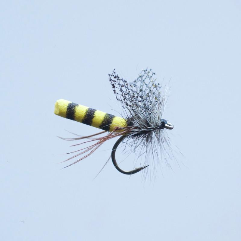 Chub flies, Jasper, fly patterns for coarse fish species