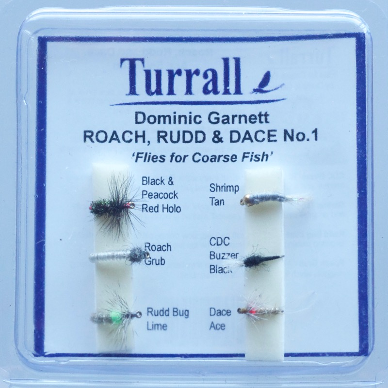 Flies for roach, rudd and dace. Turrall Flies for coarse fish