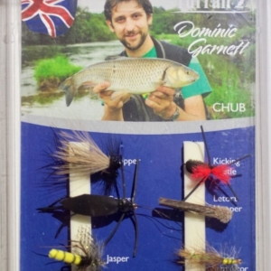 Fly patterns for chub coarse flies