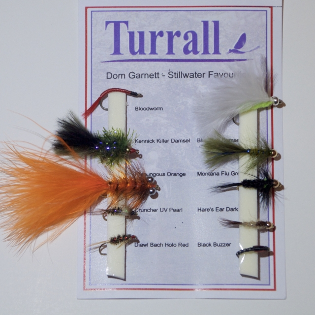 Best flies for small stillwaters