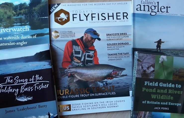 Best fishing books fly coarse carp2018