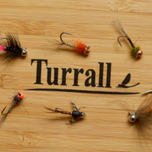 Off bead nymphs grayling flies Turrall - 1