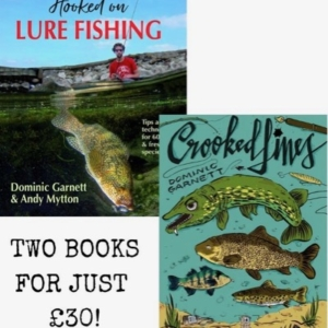 Fishing book gift offer sale