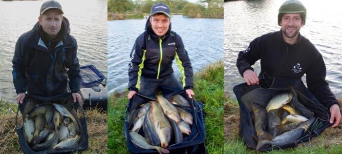 Match fishing Devon morchard road