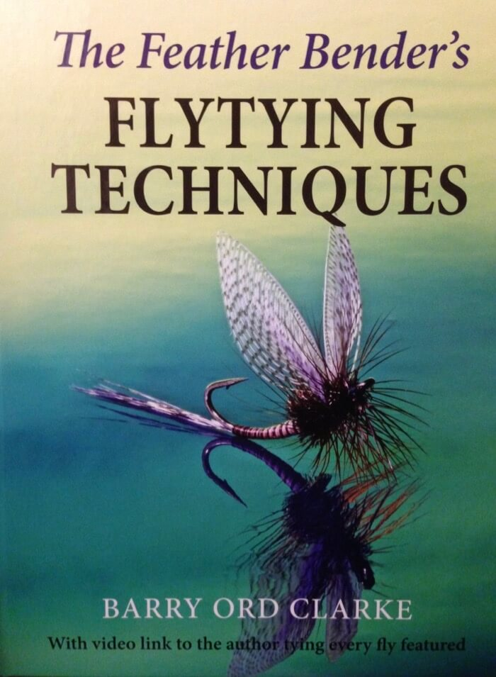 Barry Ord Clarke fly tying books
