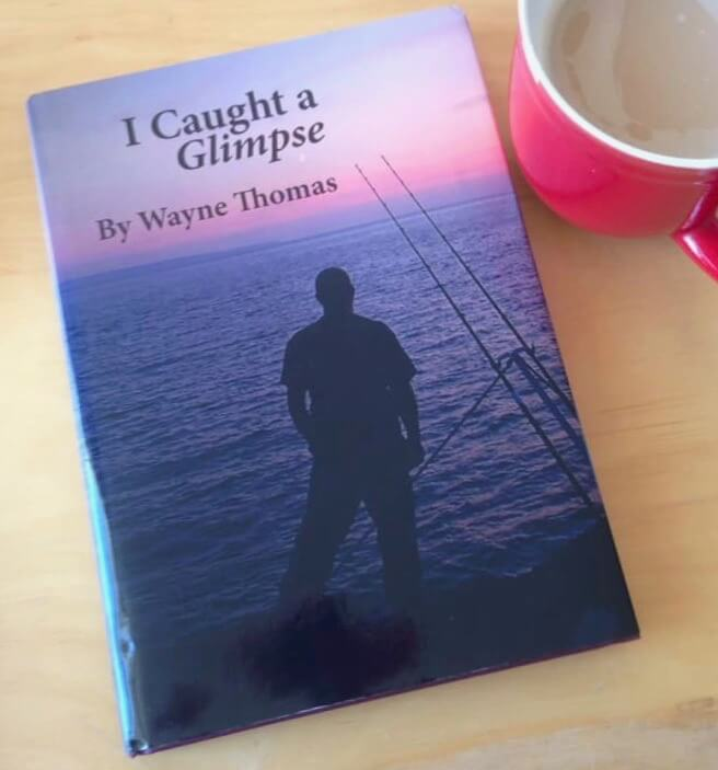I caught a glimpse book Wayne Thomas