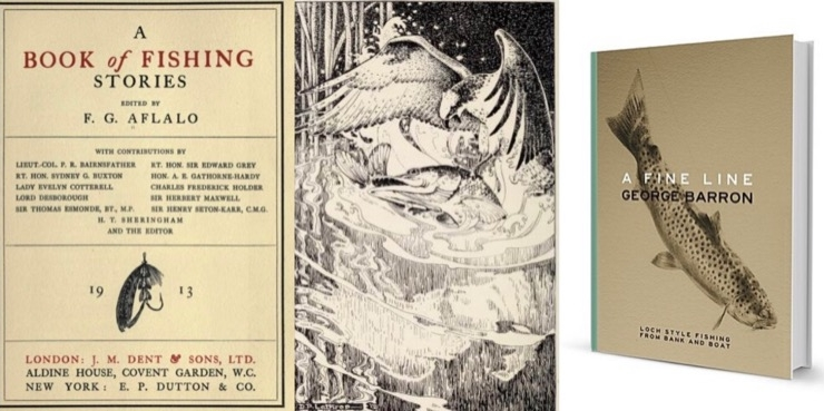 Classic fishing stories books