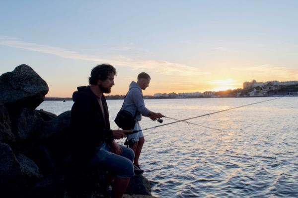 LRF fishing PLymouth Devon