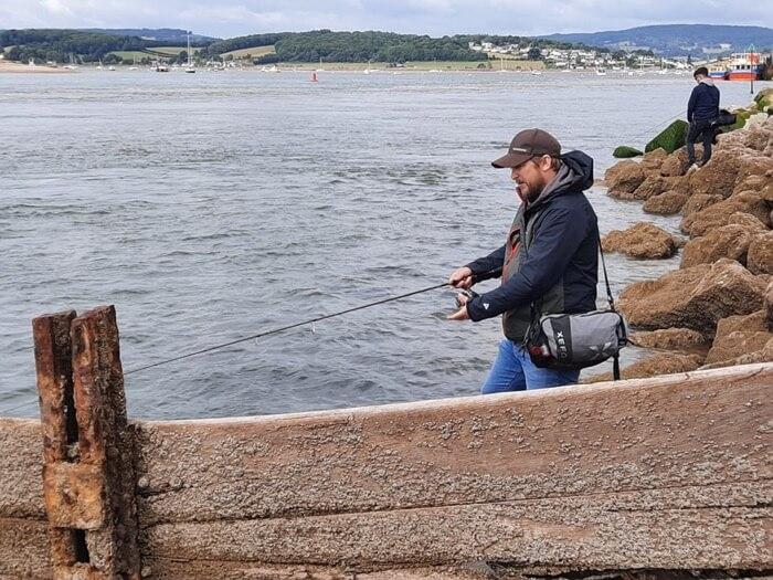 Exmouth LRF sea fishing lure