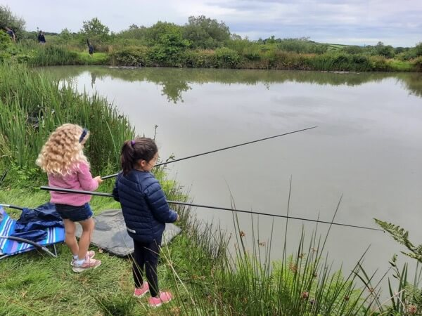 Learn to fish sessions Anglers Paradise