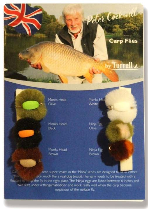 Best flies for carp