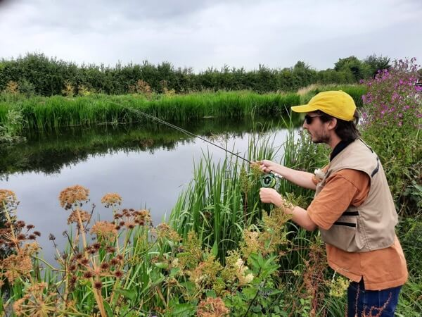 Guided fly fishing somerset