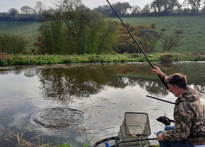 pole fishing venues devon