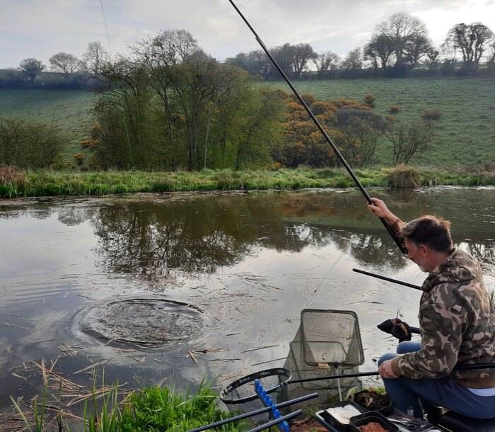 pole fishing venues devon