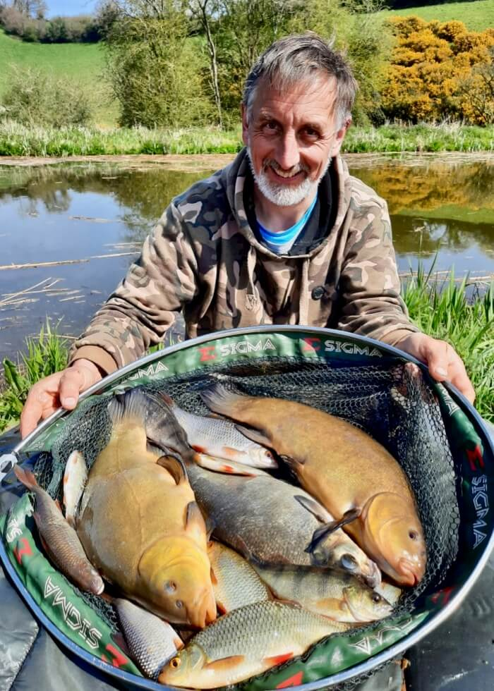 fishing grand western canal tiverton
