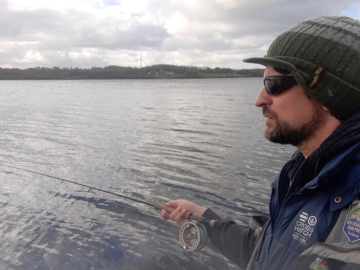 Dom Garnett fly fishing blog