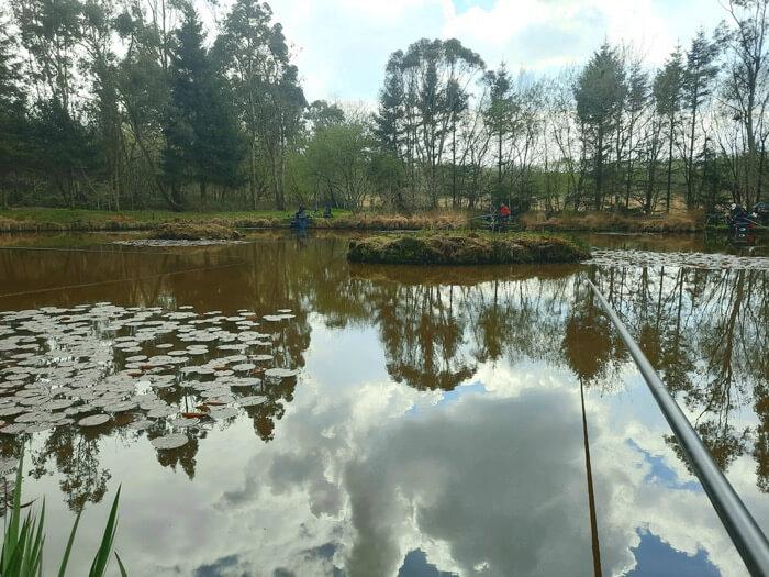 Little Yeo Gaggs Pond