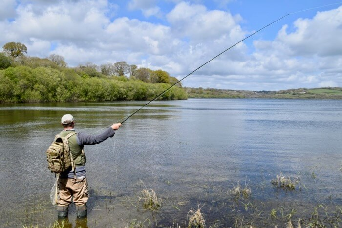 South West Lakes Trust fly fishing