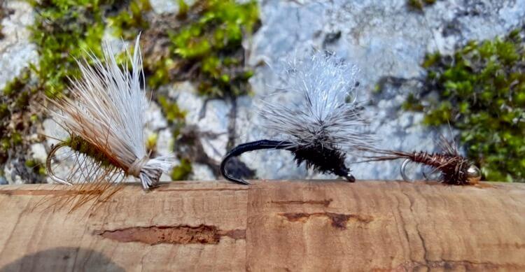 Best flies for Exmoor river Lyn