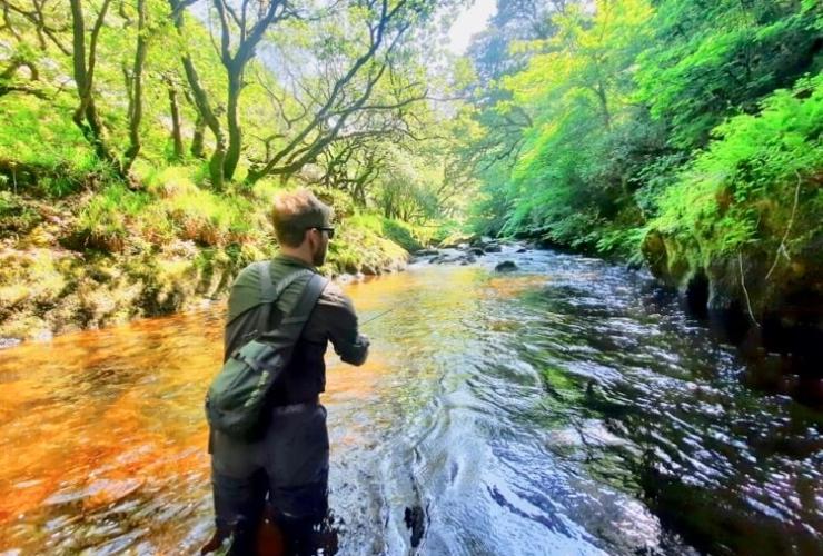 River lyn fly fishing