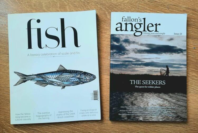 Fish quarterly Fallons angler